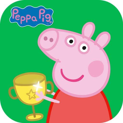 【iOS APP】Peppa Pig™: Sports Day 佩佩豬:運動會
