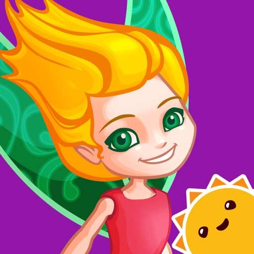 【iOS APP】StoryToys Thumbelina 拇指姑娘立體故事書
