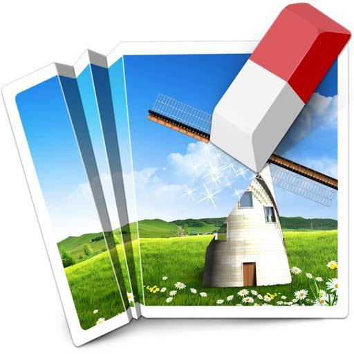 【Mac OS APP】Super Eraser Pro:Photo Inpaint 超級橡皮擦:修圖、縮放圖像