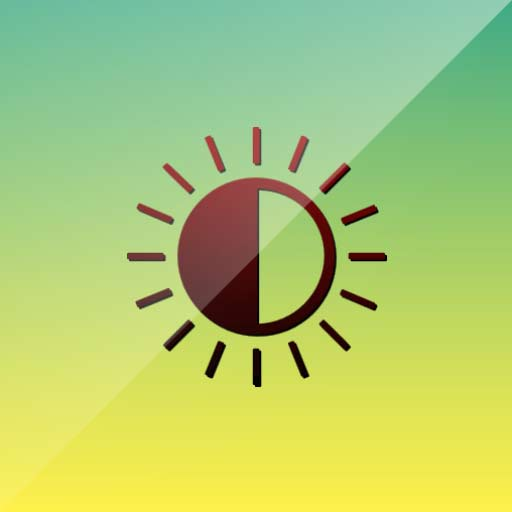 【Android APP】Brightness Manager 螢幕亮度管理器