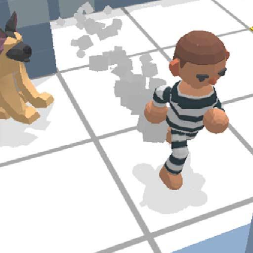 【iOS APP】Prison Escape Casual Game 2021 越獄休閒遊戲