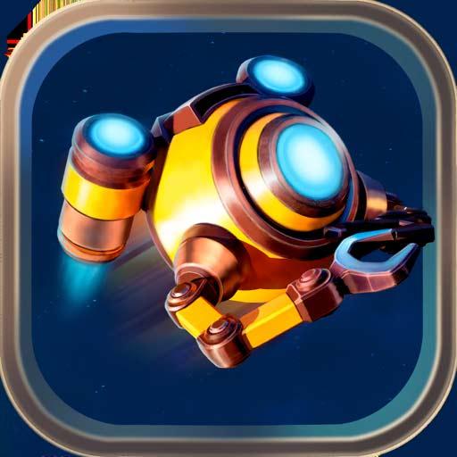 【iOS APP】ReFactory: Factory Simulator 外星工廠模擬經營遊戲