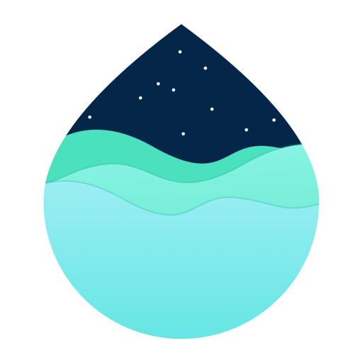 【iOS APP】Drop: Relax Meditation & Focus 水滴冥想~改善睡眠和提升專注