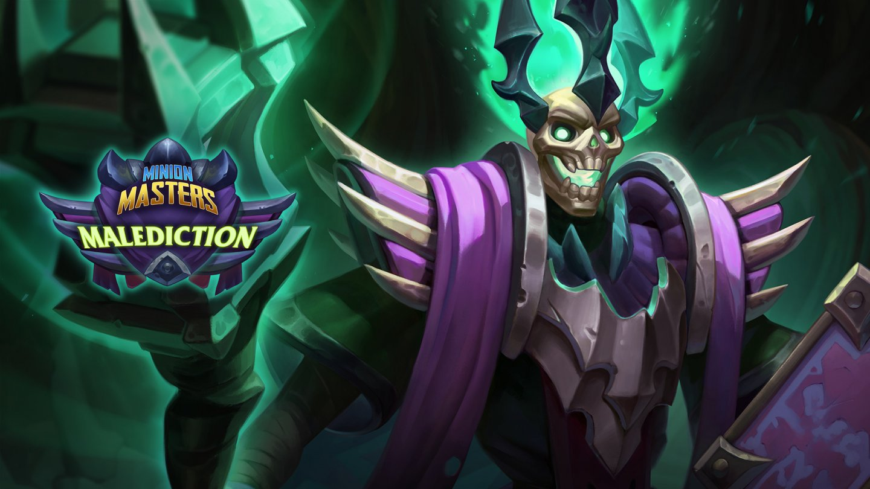 【限時免費】Steam 放送《Minion Masters – Mordar's Malediction》DLC,2021 年 9 月 28 日凌晨 1:00 前領取