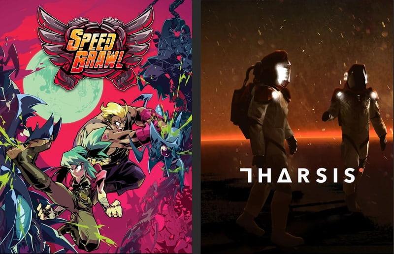 【限時免費】《Speed Brawl》和《Tharsis》,趕快在 2021 年 9 月 23 日 23:00 前領取吧!