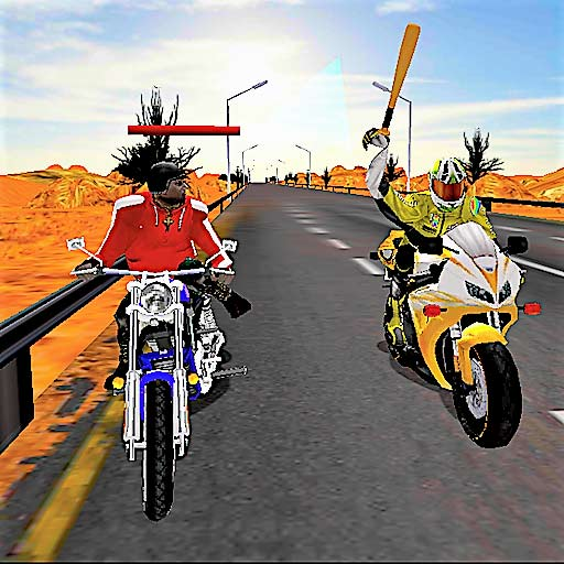 【Android APP】Moto Bike Shooting- Bike Racing Games 特技摩托車衝刺遊戲
