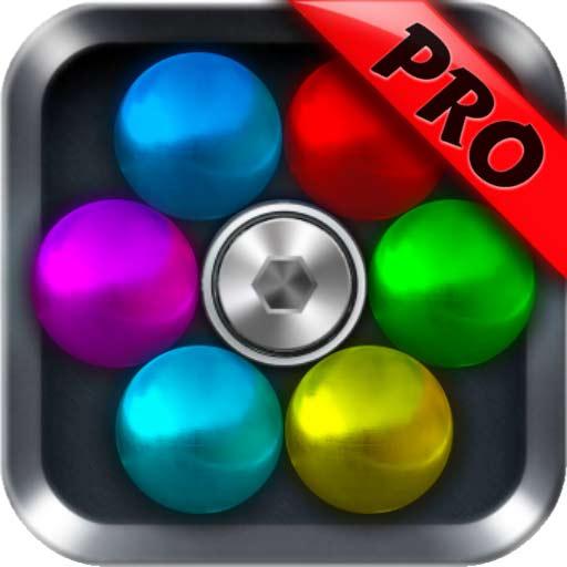 【Android APP】Magnet Balls PRO 爆破三消泡泡射擊遊戲