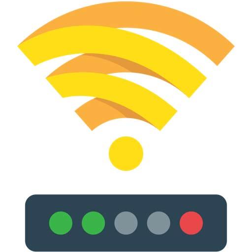 【Mac OS APP】Wifiry: Wi-Fi Signal Strength 無線網路信號強度監測器
