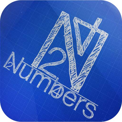 【iOS APP】Numbers puzzle 用最簡單的方式激盪腦力~數字解謎益智遊戲