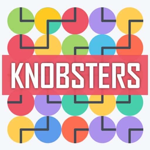 【Android APP】Knobsters 彩色旋鈕益智遊戲